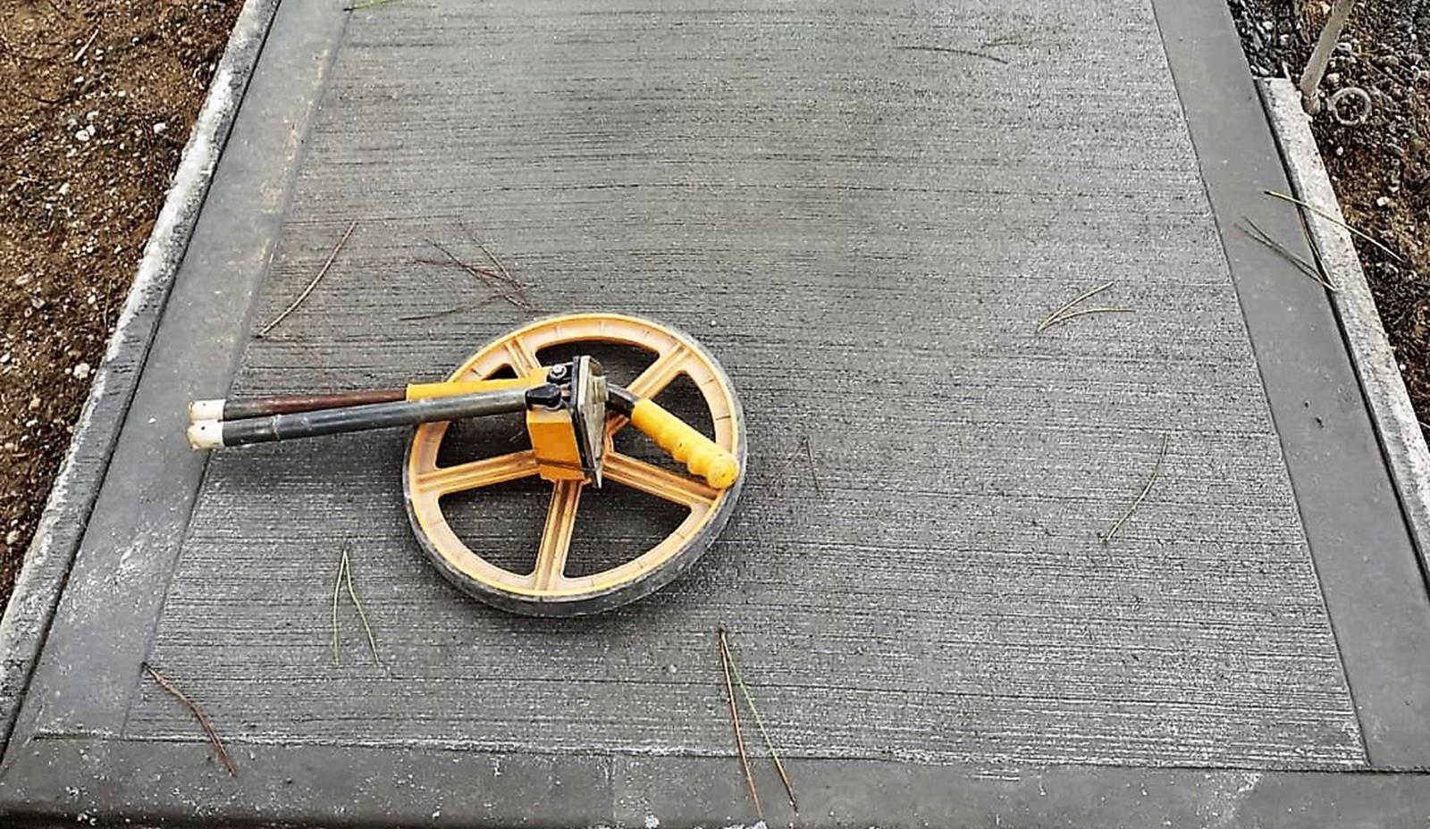 cemento scopato